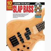 10 Easy Lessons - Learn To Play Slap Bass