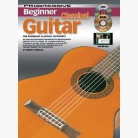 Progressive Beginner Classical Guitar