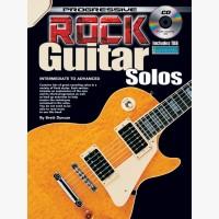 Progressive Rock Guitar Solos