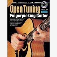 Progressive Open Tuning Fingerpicking Guitar