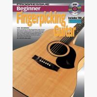 Progressive Beginner Fingerpicking Guitar