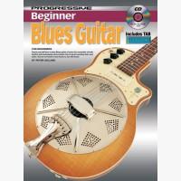 Progressive Beginner Blues Guitar