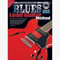 Progressive Blues Lead Guitar Method
