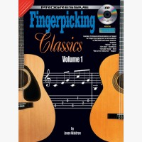Progressive Fingerpicking Classics - Volume 1
